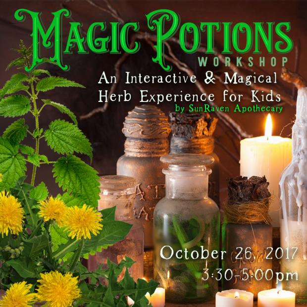 Magic-Potions
